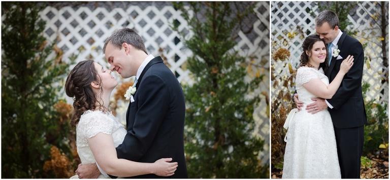 Bride and Groom, Fort Wayne Weddings, Fort Wayne Bride and Groom, Kasey Wallace Photography - www.kaseywallacephoto.com