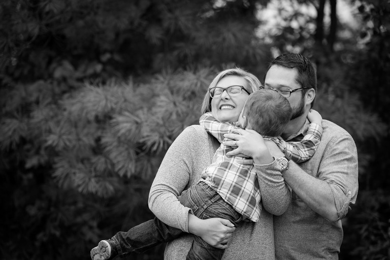 Fall mini sessions at Salomon Farm Park in Fort Wayne, Indiana. Fort Wayne photographer Kasey Wallace Photography