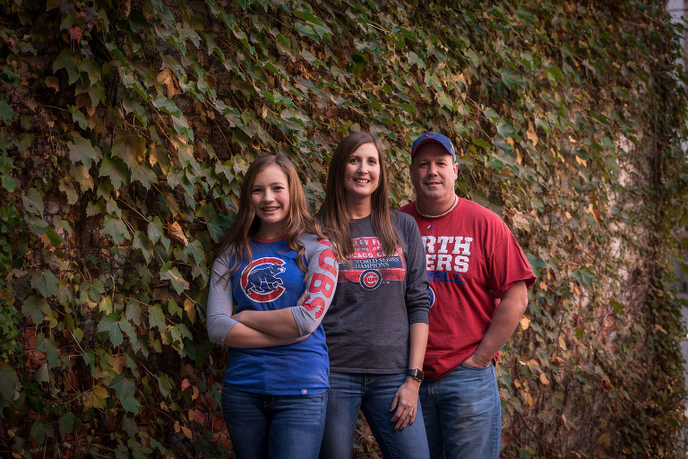 Fort Wayne Family Photography in downtown Fort Wayne, Indiana by Kasey Wallace Photography