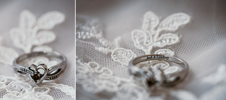 Details of promise ring